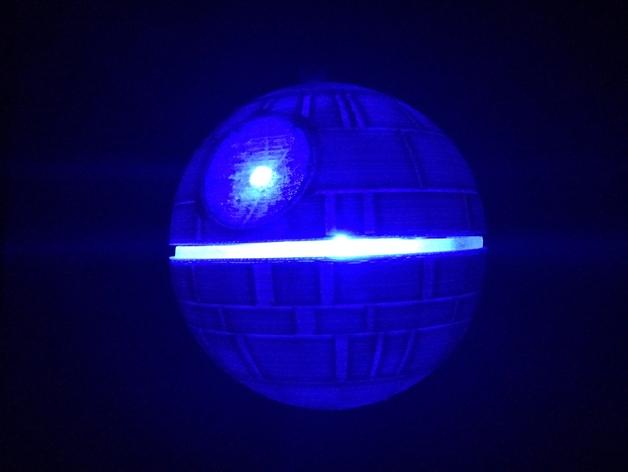 Death Star Kerstbal