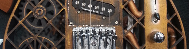 3D printen gitaar
