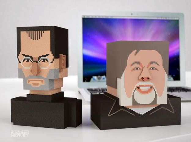 Jobs en Wozniak