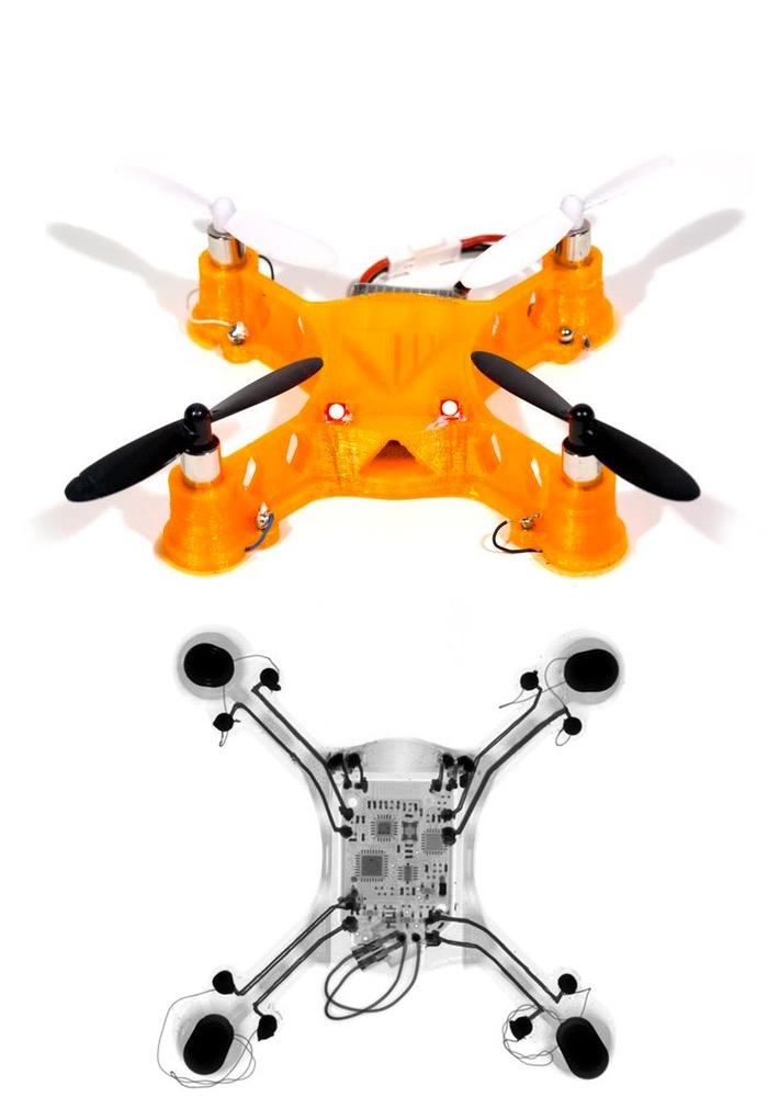 voxel8 drone printen